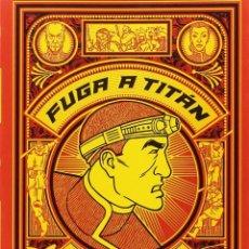 Libros de Aventuras: FUGA A TITÁN. Lote 126274239