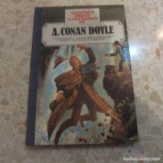 Libros de Aventuras: GRANDES OBRAS ILUSTRADAS DE A. CONAN DOYLE. Lote 127879359