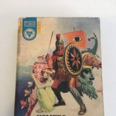 Libros de Aventuras: LA ODISEA - HOMERO. Lote 128133939