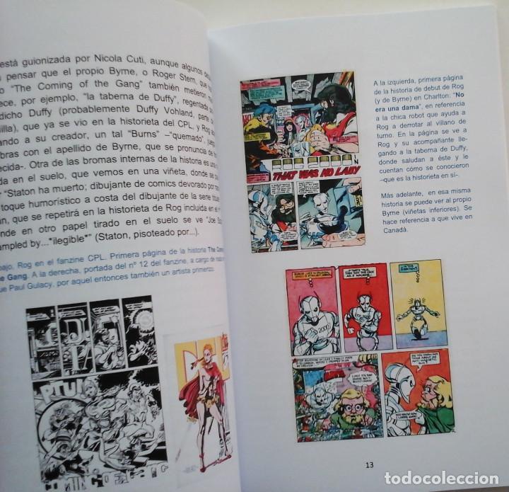 Libros: John Byrne, La era Charlton 1975-1976. Estudio sobre el autor. - Foto 3 - 201839686