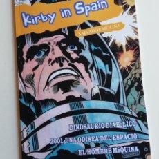 Libros: KIRBY IN SPAIN. DINOSAURIO DIABÓLICO, 2001, ODISEA DEL ESPACIO, ETC. ESTUDIO SOBRE JACK KIRBY. Lote 246190480