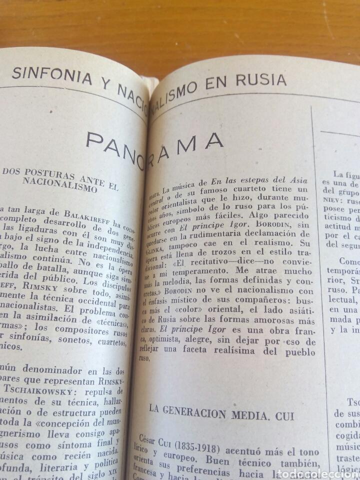 Libros: Historia de la Musica. Federico Sopeña - Foto 4 - 267465664