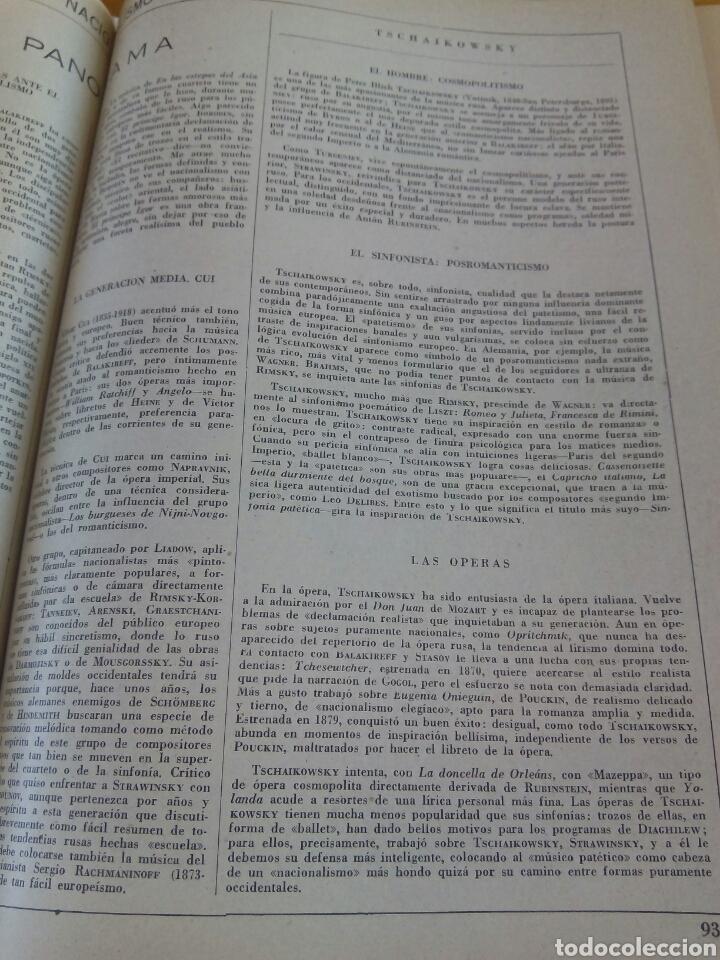 Libros: Historia de la Musica. Federico Sopeña - Foto 5 - 267465664