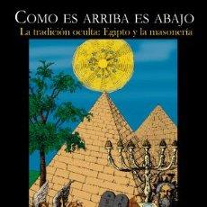 Libros: LIBRO DE MASONERÍA. Lote 285995528