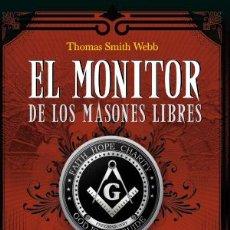 Libros: LIBRO DE MASONERÍA. Lote 285996163