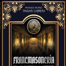 Libros: LIBRO DE MASONERÍA. Lote 285996373