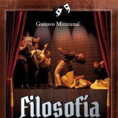 Libros: LIBRO DE FILOSOFÍA / TEATRO. Lote 285996508