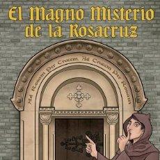 Libros: LIBRO ROSACRUZ. Lote 285996843