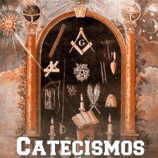 Libros: LIBRO DE MASONERÍA. Lote 285996953