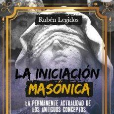 Libros: LIBRO DE MASONERÍA. Lote 285997733