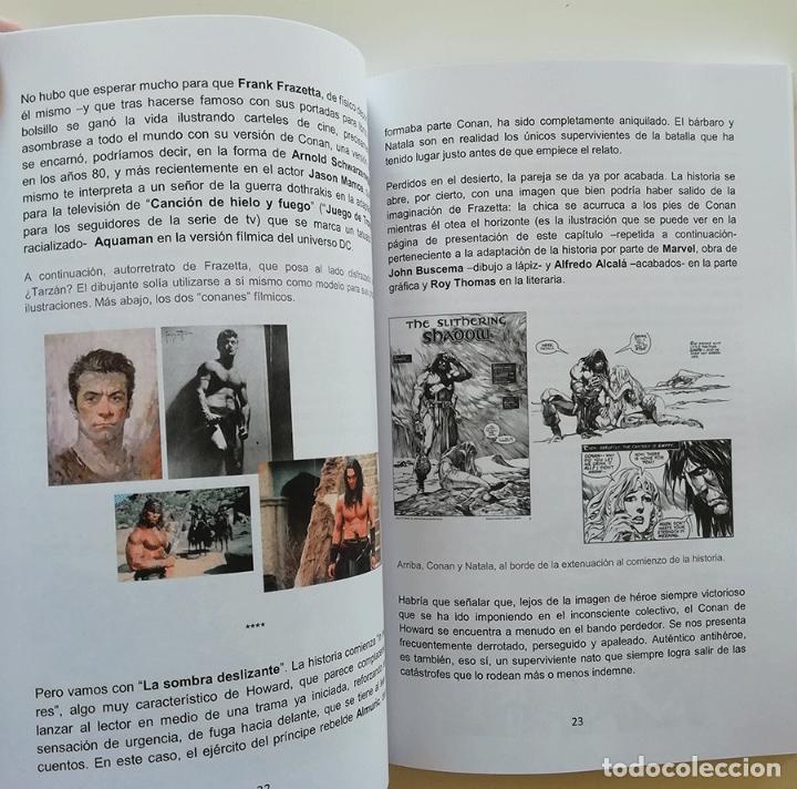 Libros: Las mujeres en la vida de Conan el bárbaro: Esclavas y busconas. - Foto 3 - 289627628