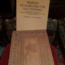 Libros: FACSÍMIL TRATADO DE LA BELLEZA Y DE LAS CON FIGURAS DE NOSTRADAMUS. Lote 289639598