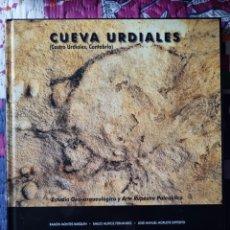 Libros: CUEVA URDIALES. CASTRO URDIALES.. Lote 293940418