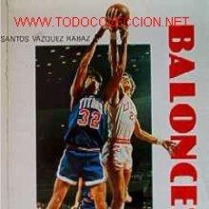Coleccionismo deportivo: BALONCESTO BASICO. Lote 12967882
