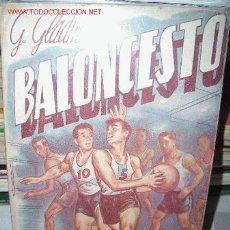 Coleccionismo deportivo: BALONCESTO. Lote 2518322