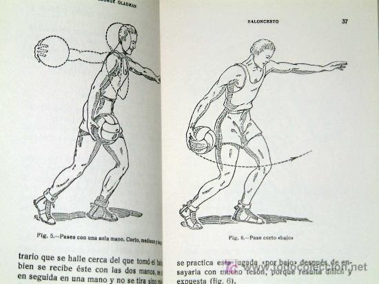 Coleccionismo deportivo: BALONCESTO, G. GLADMAN. 1963 - Foto 2 - 18185110
