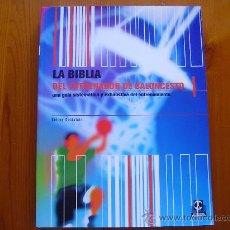 Coleccionismo deportivo: LIBRO LA BIBLIA DEL ENTRENADOR DE BALONCESTO (2003) DE SIDNEY GOLDSTEIN. EDITORIAL PAIDOTRIBO. NUEVO. Lote 27545151