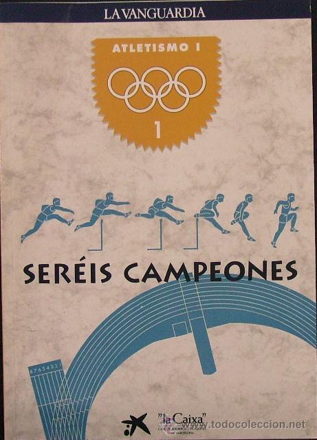 SERÉIS CAMPEONES. GUÍAS DE DEPORTES OLÍMPICOS (20 GUÍAS. COLECCIÓN COMPLETA CON ESTUCHE) (Coleccionismo Deportivo - Libros de Baloncesto)