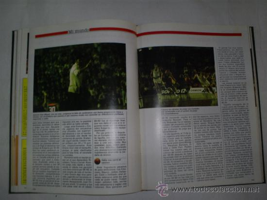 Coleccionismo deportivo: Mi Baloncesto. Tomo I ANTONIO DÍAZ-MIGUEL Editorial Soma, 1985 RM51360 - Foto 2 - 27831740