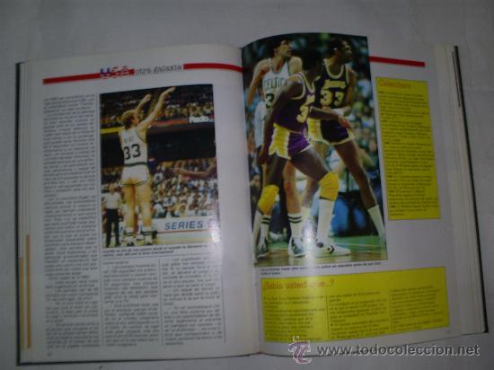 Coleccionismo deportivo: Mi Baloncesto. Tomo I ANTONIO DÍAZ-MIGUEL Editorial Soma, 1985 RM51360 - Foto 3 - 27831740