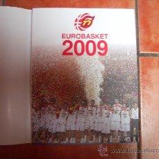 Coleccionismo deportivo: EUROBASKET 2009. FOTOS SELECCIÓN ESPAÑOLA DE BALONCESTO. Lote 34580533