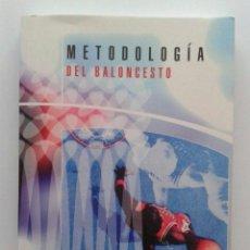 Coleccionismo deportivo - METODOLOGIA DEL BALONCESTO - JOSE ANTONIO DEL RIO - PAIDOTRIBO - 37413075