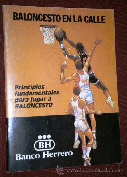 PRINCIPIOS FUNDAMENTALES PARA JUGAR A BALONCESTO POR F. BUSCATÓ DE ED. ANCORA EN BARCELONA 1986 (Coleccionismo Deportivo - Libros de Baloncesto)