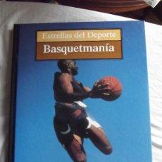 Coleccionismo deportivo: ESTRELLAS DEL DEPORTE - BASQUETMANIA . Lote 37918463