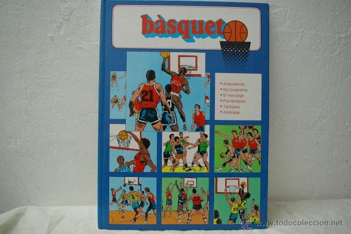 BASQUET -COMIC (Coleccionismo Deportivo - Libros de Baloncesto)