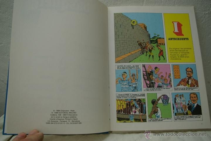 Coleccionismo deportivo: BASQUET -COMIC - Foto 2 - 40623312