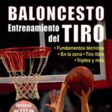 Coleccionismo deportivo: BALONCESTO. ENTRENAMIENTO DEL TIRO - DAVE HOPLA. Lote 40746703