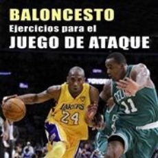 Coleccionismo deportivo: BALONCESTO. EJERCICIOS PARA EL JUEGO DE ATAQUE - GIORGIO GANDOLFI. Lote 40978950