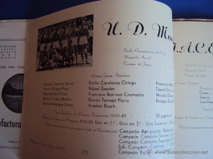 Coleccionismo deportivo: (F-900)XXVº ANIVERSARIO DE LA FEDERACION CATALANA DE BALONCESTO - Foto 7 - 42023197
