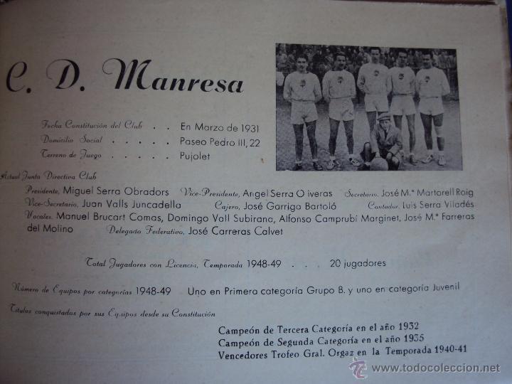 Coleccionismo deportivo: (F-900)XXVº ANIVERSARIO DE LA FEDERACION CATALANA DE BALONCESTO - Foto 16 - 42023197