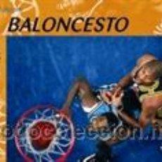 Coleccionismo deportivo: CONOCER EL DEPORTE. BALONCESTO - ENGLISH BASKETBALL. Lote 43374221