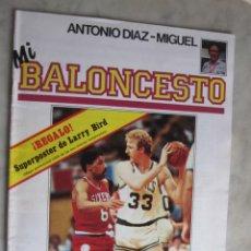 Coleccionismo deportivo: BALONCESTO. Lote 43586459