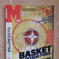 Coleccionismo deportivo - GUIA MARCA BALONCESTO 07 - 45020952