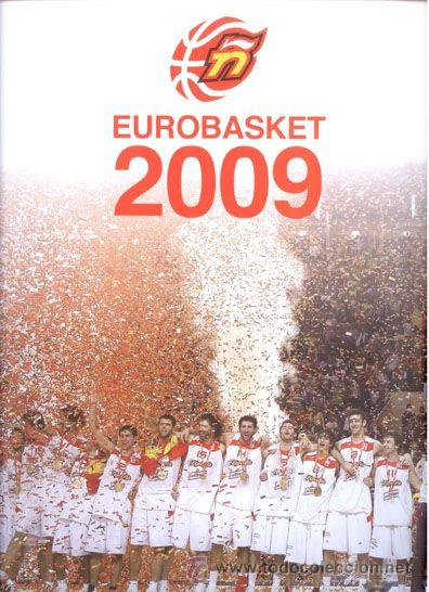 Coleccionismo deportivo: EUROBASKET 2009 - Foto 2 - 47658466