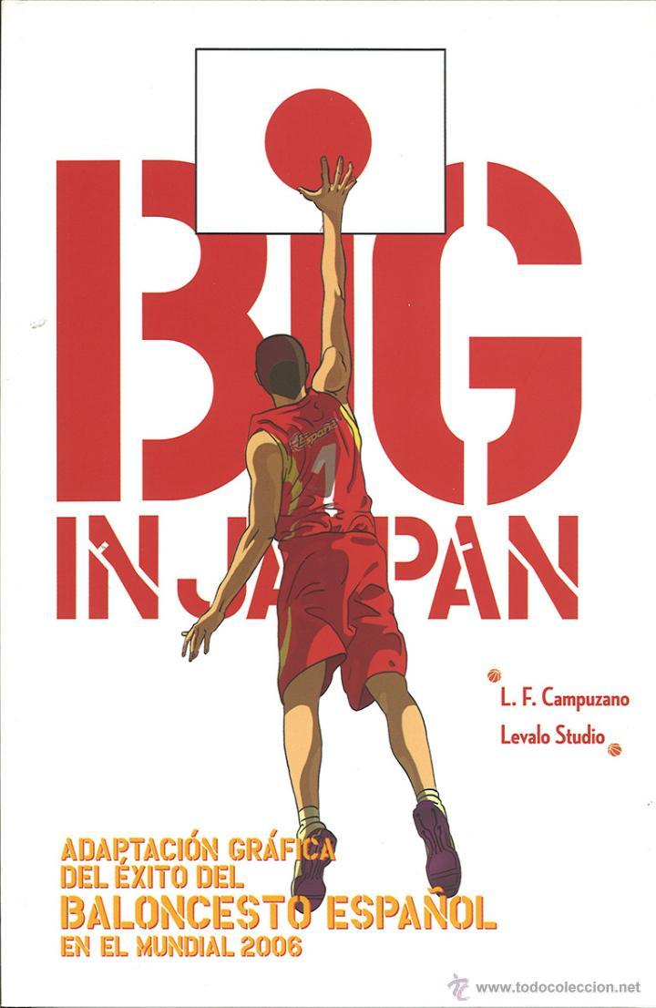 BIG IN JAPAN - BALONCESTO - BASKET - BASKETBALL (Coleccionismo Deportivo - Libros de Baloncesto)