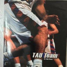 Coleccionismo deportivo: TAU TEAM FEDE PEREX 2005. Lote 139907528