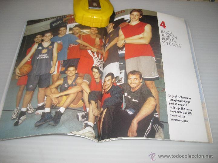 Coleccionismo deportivo: Pau Gasol, El chico que tocó el cielo. 2002 - Foto 2 - 50521098