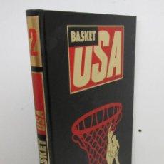 Coleccionismo deportivo: TOMO Nº2 BASKET USA - BALONCESTO - HOBBY PRESS 1986. Lote 50546048