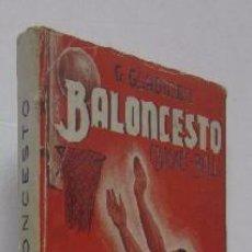 Coleccionismo deportivo: BALONCESTO - ENTRENAMIENTO, TECNICA, FORMACION DE CONJUNTOS - AÑO 1943. Lote 51008651