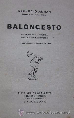 Coleccionismo deportivo: BALONCESTO - ENTRENAMIENTO, TECNICA, FORMACION DE CONJUNTOS - AÑO 1943 - Foto 2 - 51008651