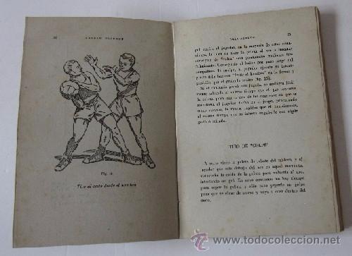 Coleccionismo deportivo: BALONCESTO - ENTRENAMIENTO, TECNICA, FORMACION DE CONJUNTOS - AÑO 1943 - Foto 3 - 51008651