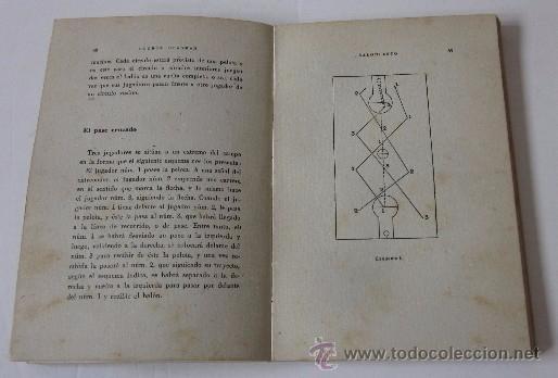 Coleccionismo deportivo: BALONCESTO - ENTRENAMIENTO, TECNICA, FORMACION DE CONJUNTOS - AÑO 1943 - Foto 5 - 51008651
