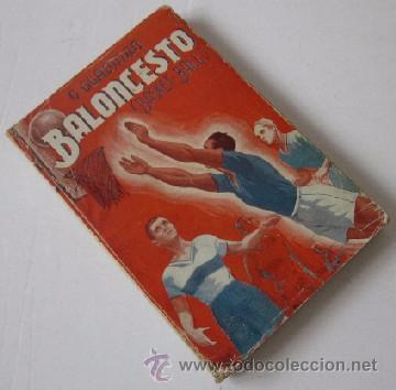 Coleccionismo deportivo: BALONCESTO - ENTRENAMIENTO, TECNICA, FORMACION DE CONJUNTOS - AÑO 1943 - Foto 6 - 51008651