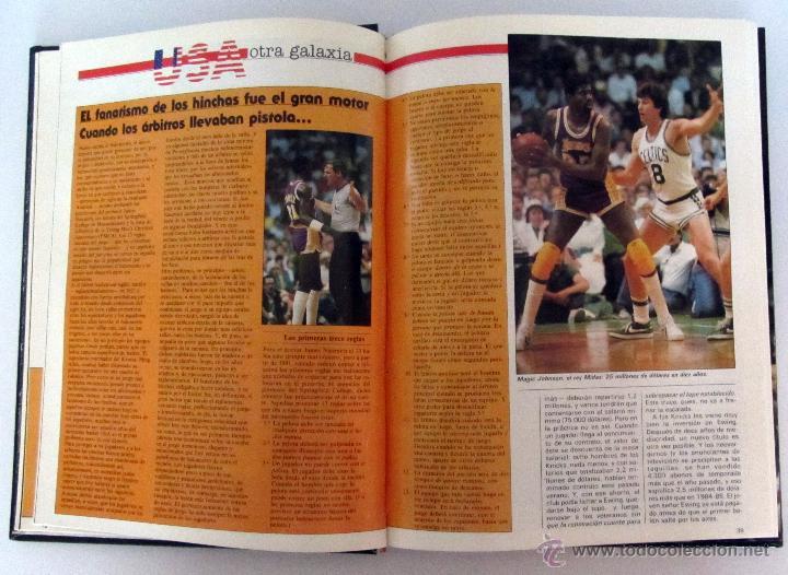 Coleccionismo deportivo: COLECCION MI BALONCESTO ANTONIO DIAZ-MIGUEL 4 TOMOS COMPLETA FERNANDO MARTIN SABONIS PETROVIC - Foto 3 - 200190848