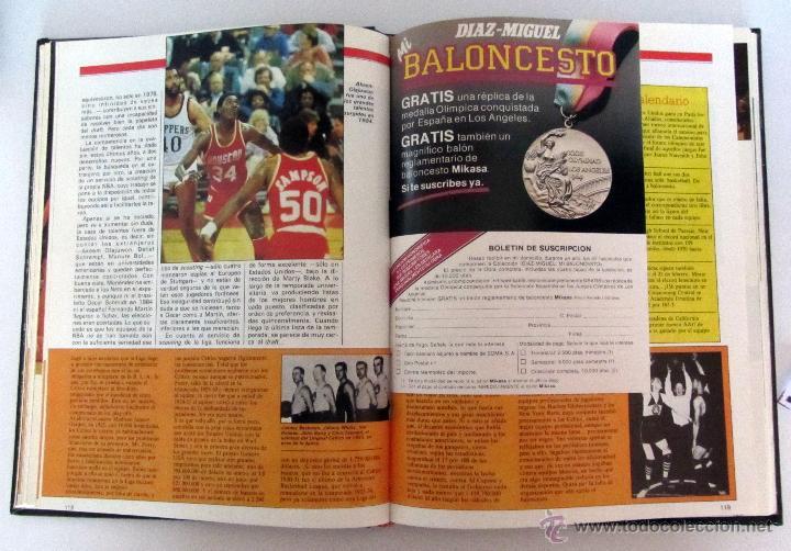 Coleccionismo deportivo: COLECCION MI BALONCESTO ANTONIO DIAZ-MIGUEL 4 TOMOS COMPLETA FERNANDO MARTIN SABONIS PETROVIC - Foto 4 - 200190848