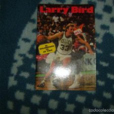 Coleccionismo deportivo: LARRY BIRD , EL REY BLANCO DE LA N.B.A , UNICO EN TODOCOLECCION. Lote 57019071